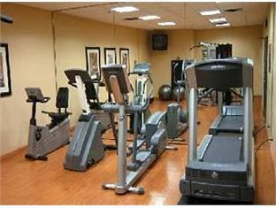 Georgian Court Hotel Vancouver (BC) - Fitness Room