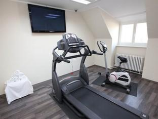 Grand City Berlin Zentrum Hotel Berlim - Sala de Fitness
