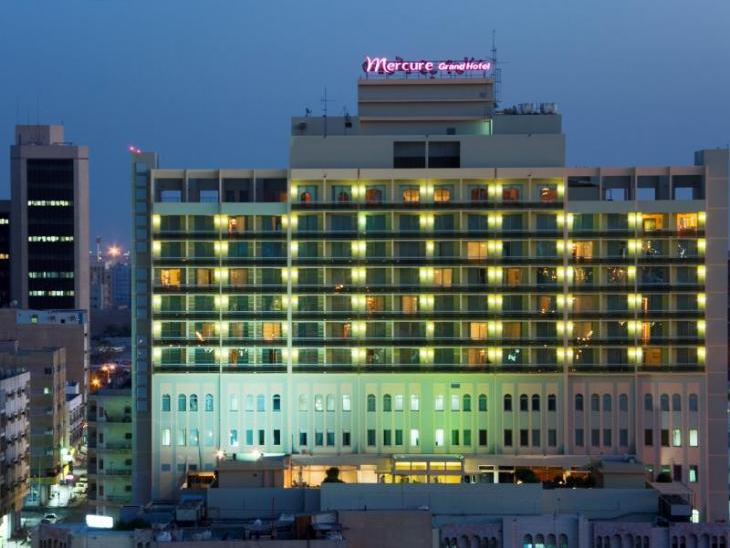 Mercure Grand Hotel Doha City Centre photo 1