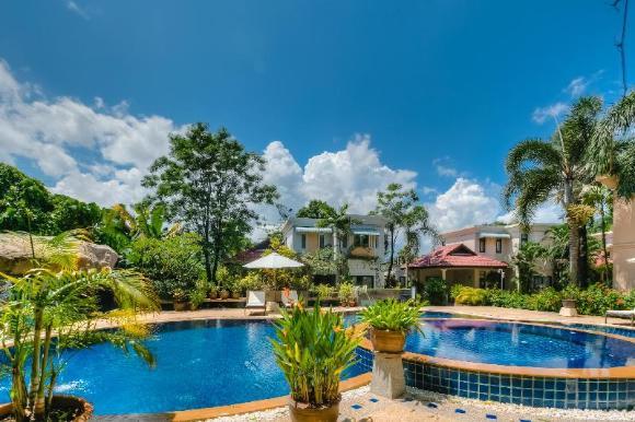 Discovery Garden Next to Laguna Project Villa 9