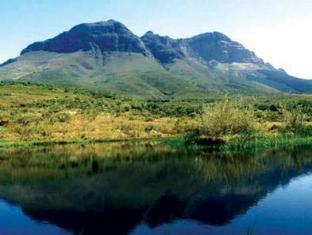 Klein Welmoed Luxury Guest House Stellenbosch - A környék