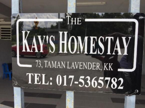 Kay's Homestay Kuala Kangsar