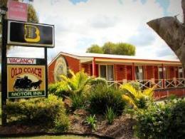 Old Coach Motor Inn