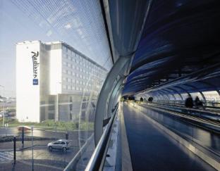 Radisson Blu Manchester Airport 丽笙蓝光-曼彻斯特机场   图片