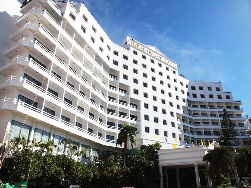 Royal Palace Hotel Pattaya, Thailand: Agoda.com