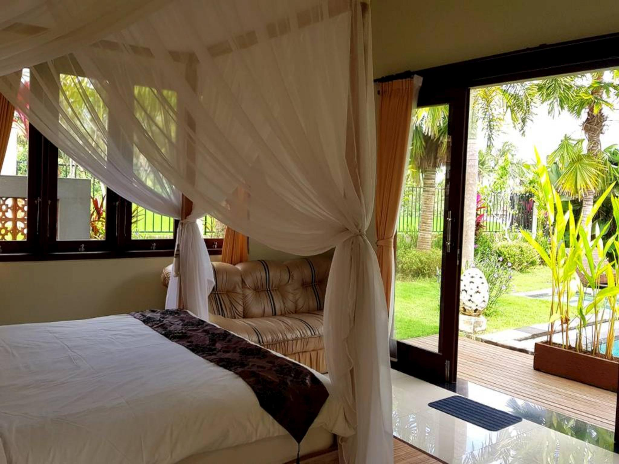 AGUNG HOME UBUD 3 BR VILLA RICE PADDY VIEW #2
