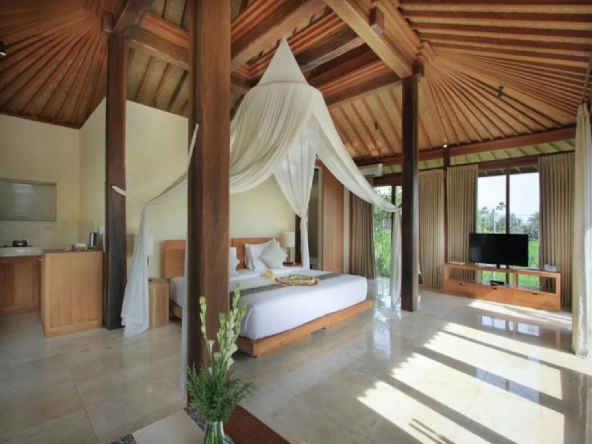 Rice Paddy Retreat Private Villa II