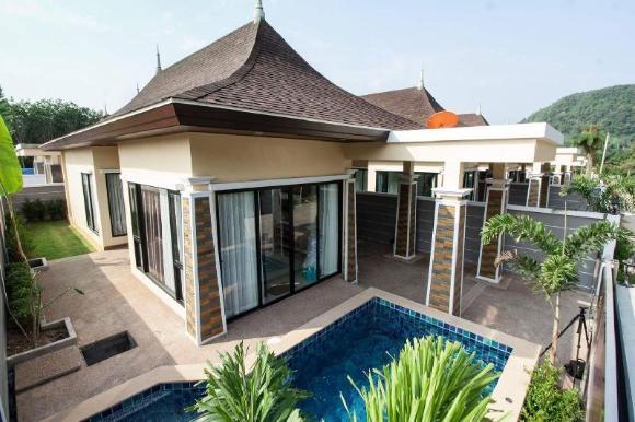 The Elegant Aonang Pool Villa