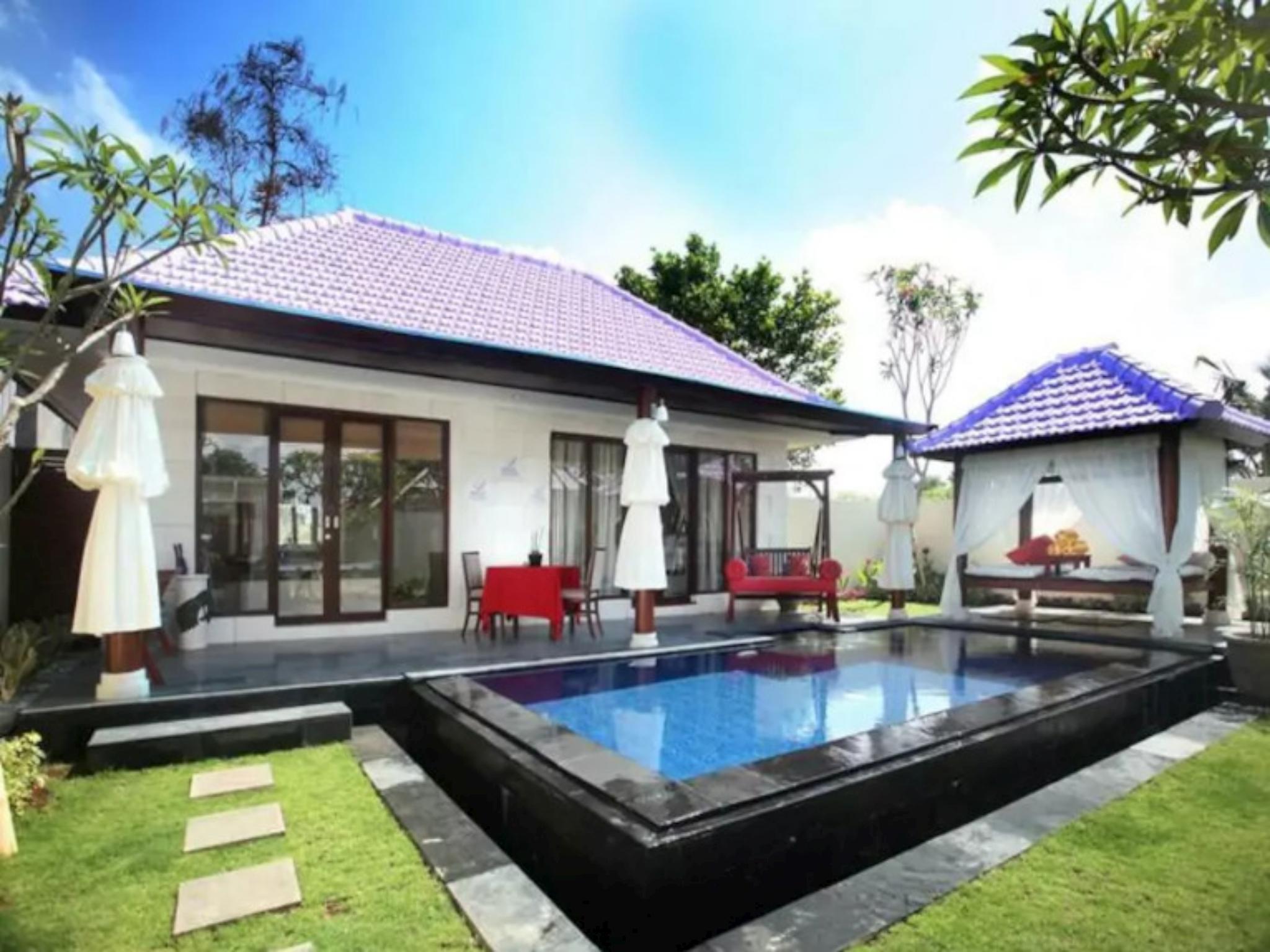 Romantic 1 Bed Room Pool Villa Kuta