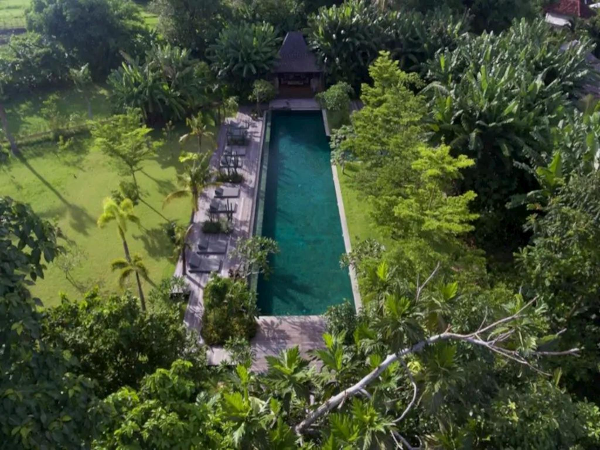 Serenity River 9 Bed Villa feature pool