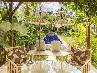 [ウブド](350m²)| 3ベッドルーム/3バスルーム Ahh, 4 Bedroom, Tropical Garden Villa, Ubud - ホテル情報/マップ/コメント/空室検索