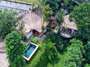 [ウブド](100m²)| 2ベッドルーム/2バスルーム Mambo, luxury 2 bed villa, feature gardens, Ubud - ホテル情報/マップ/コメント/空室検索