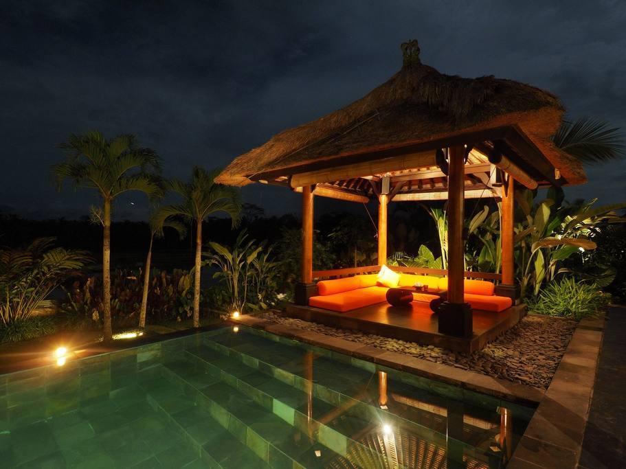 2 Bedroom Villa Sorrounded by Paddy Field in Ubud