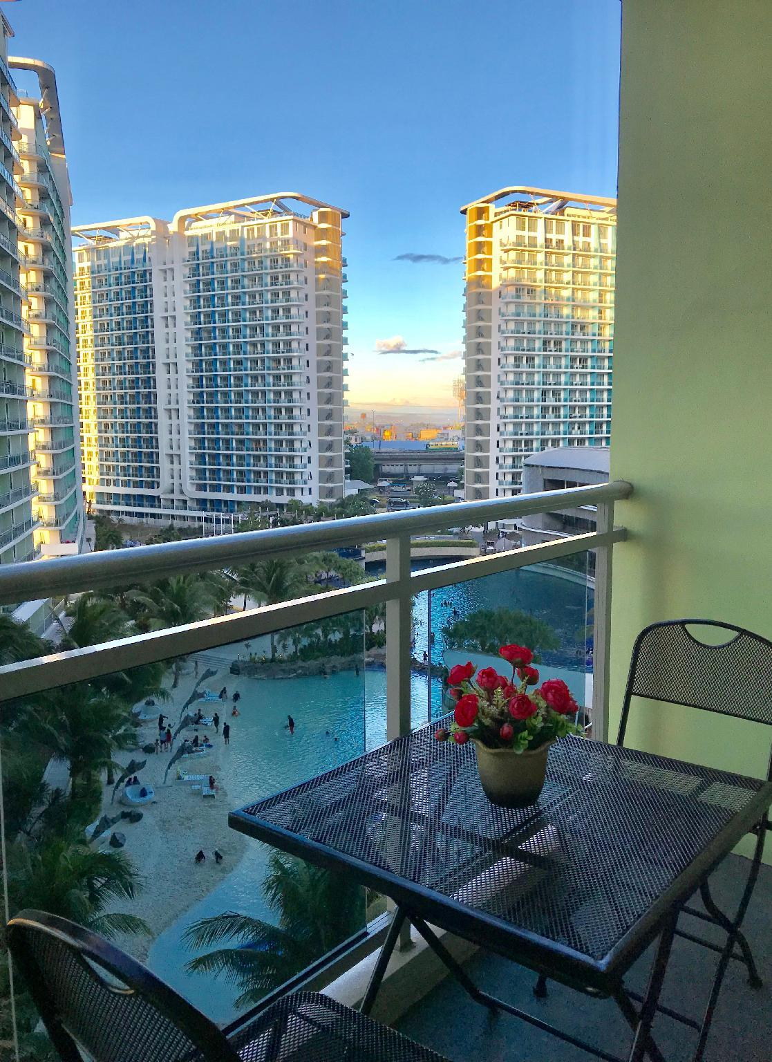 Azure Luxury Beachview 1BR Suite by VacationsPH - Hotels Information/Map/Reviews/Reservation