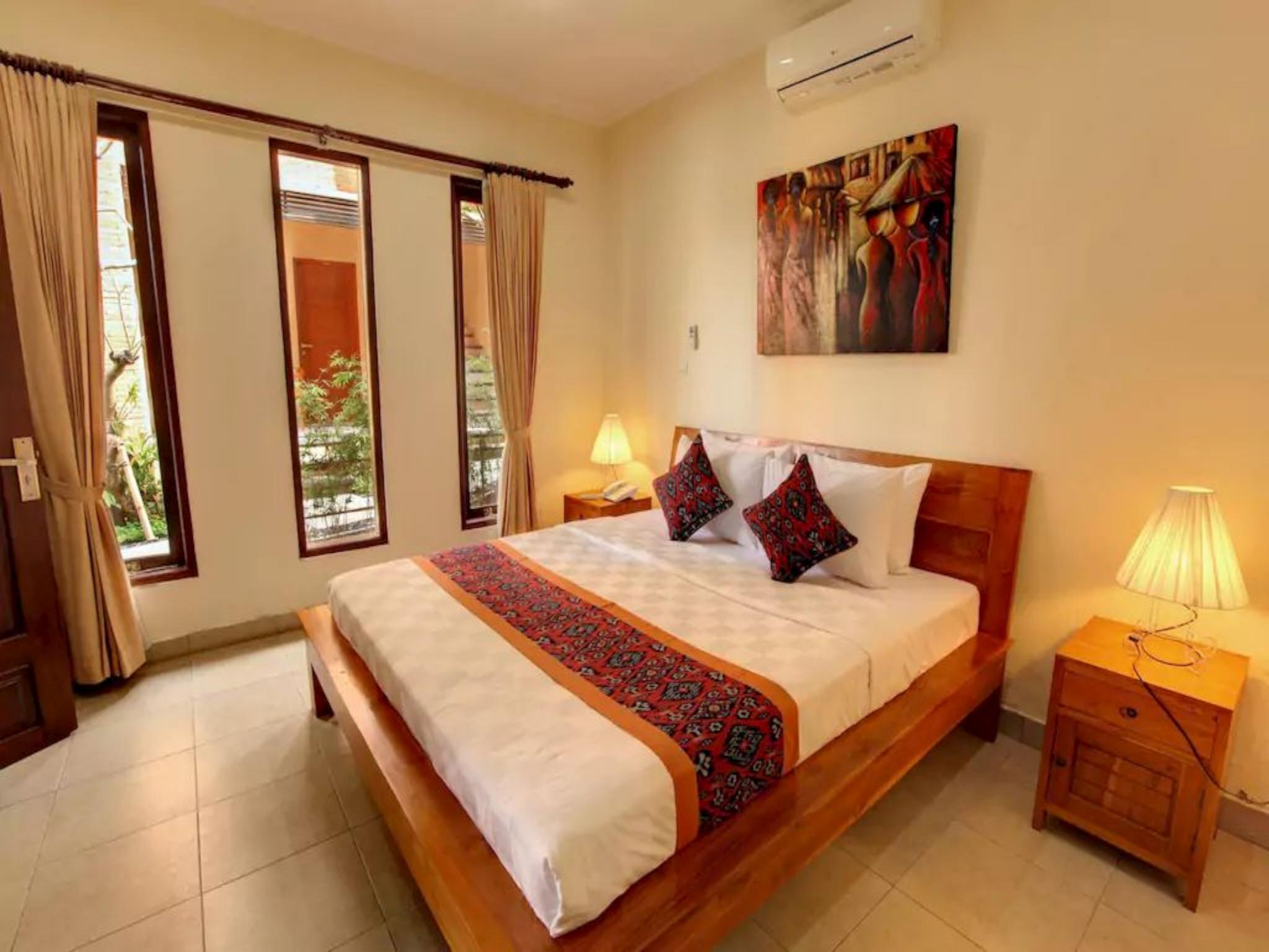 Room Suite Kitchen Close to Monkey Forest Ubud 1