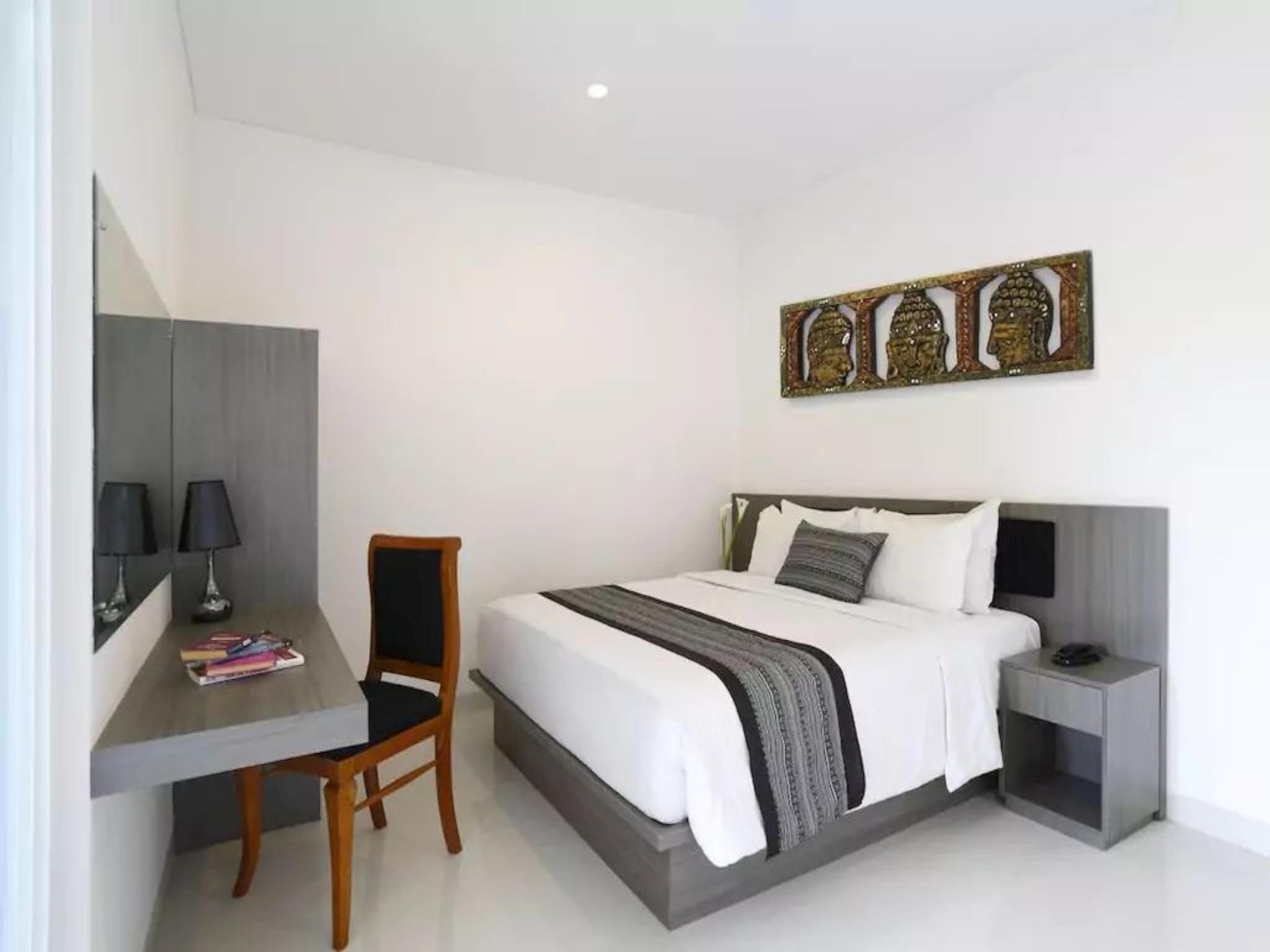1 BDR Suite Room in Seminyak Close to The Beach