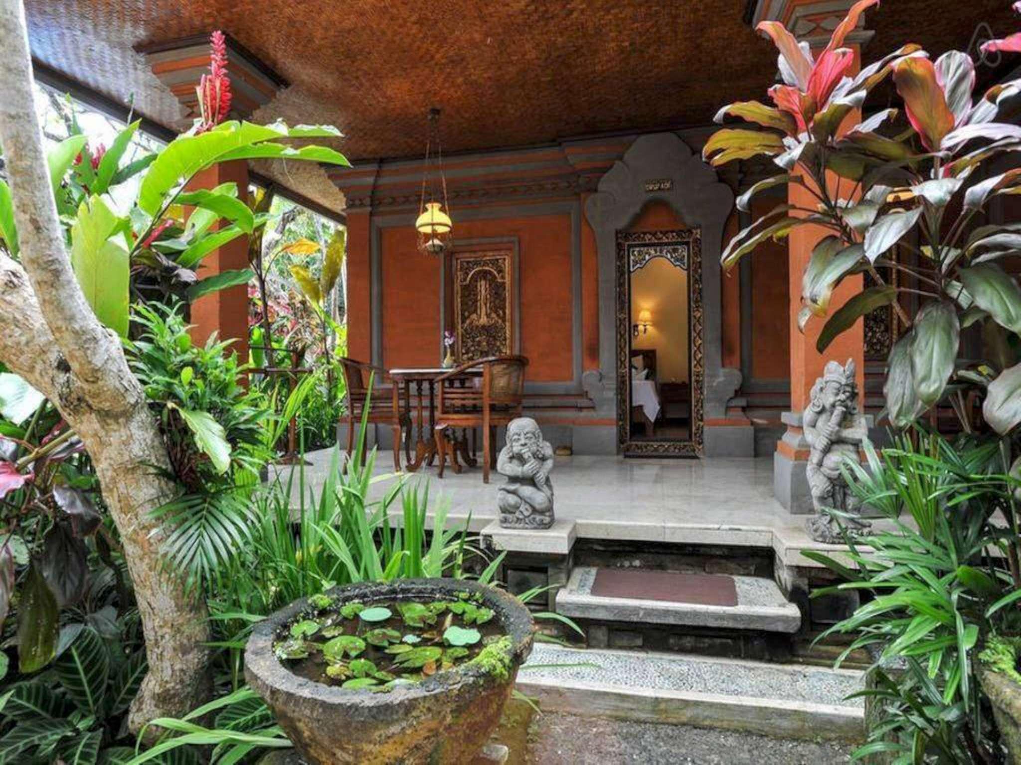 #1 Bungalows at Ubud Royal Palace