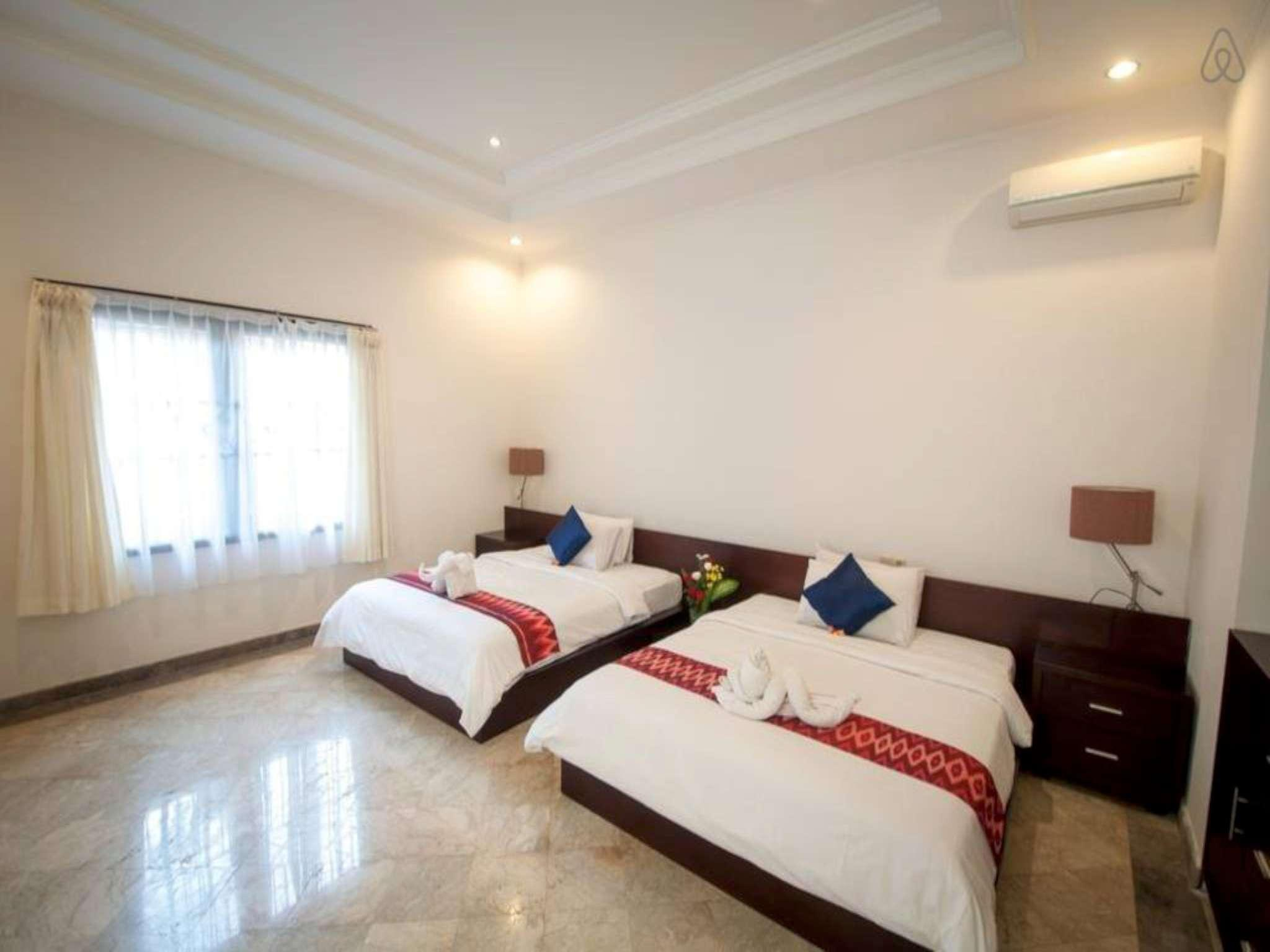 2 Bedroom Villa Green kori in Umalas