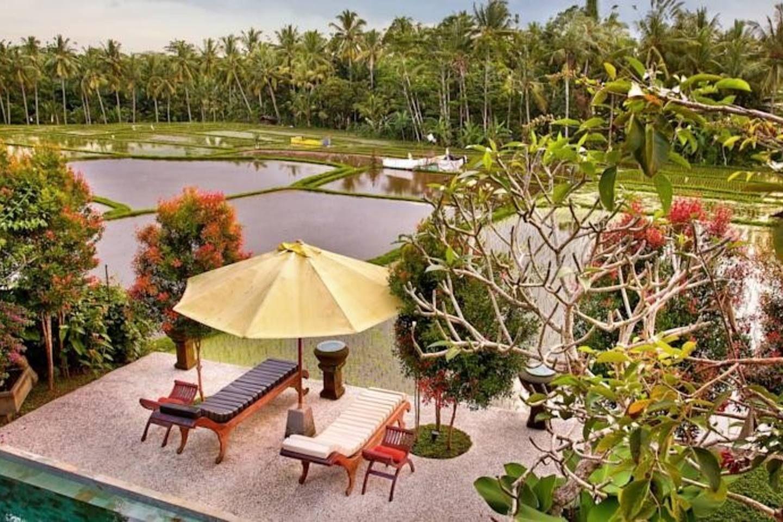 3 Bedroom Luxury Boutique Villa Ubud