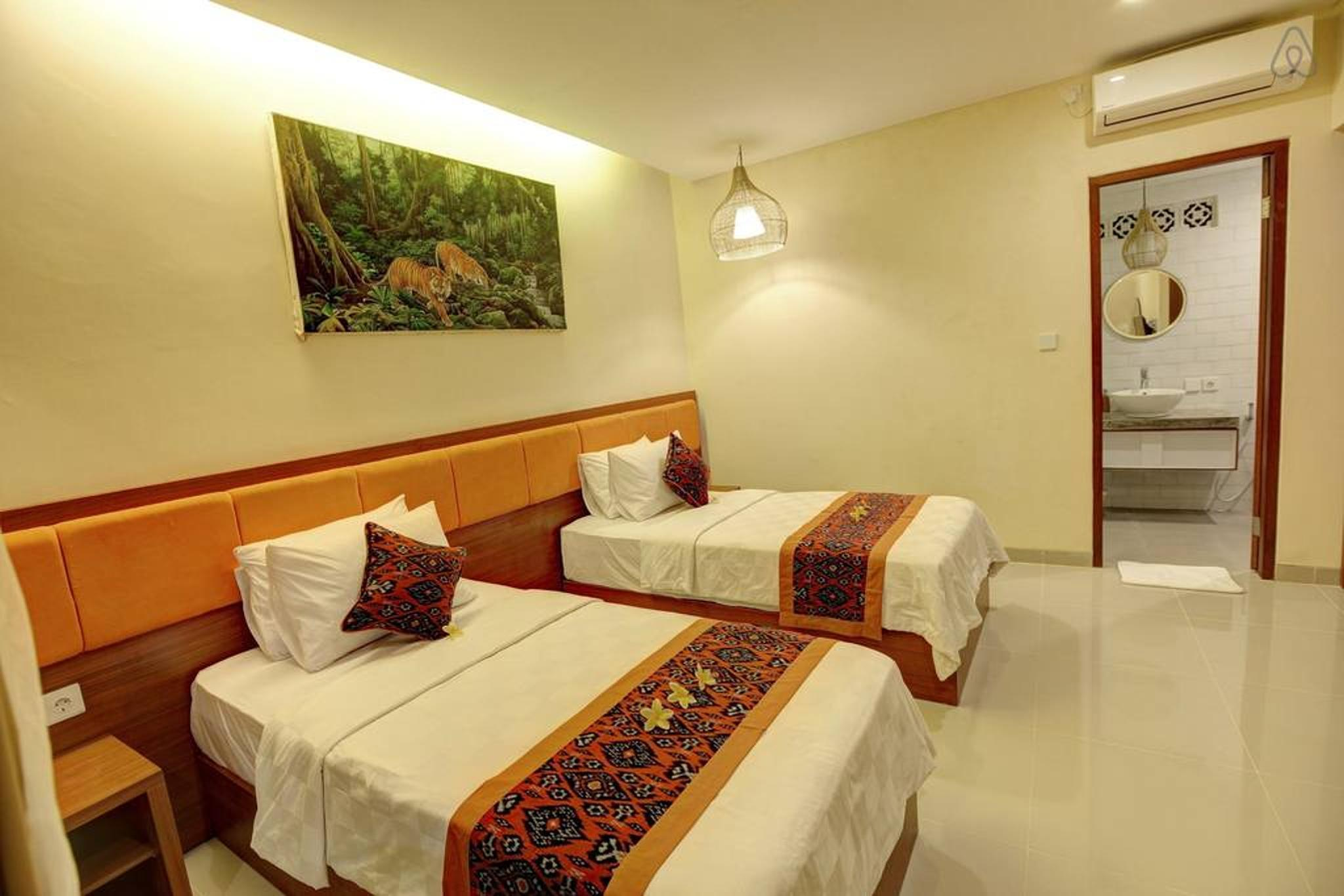 Best Room Close to Mankey forest Ubud