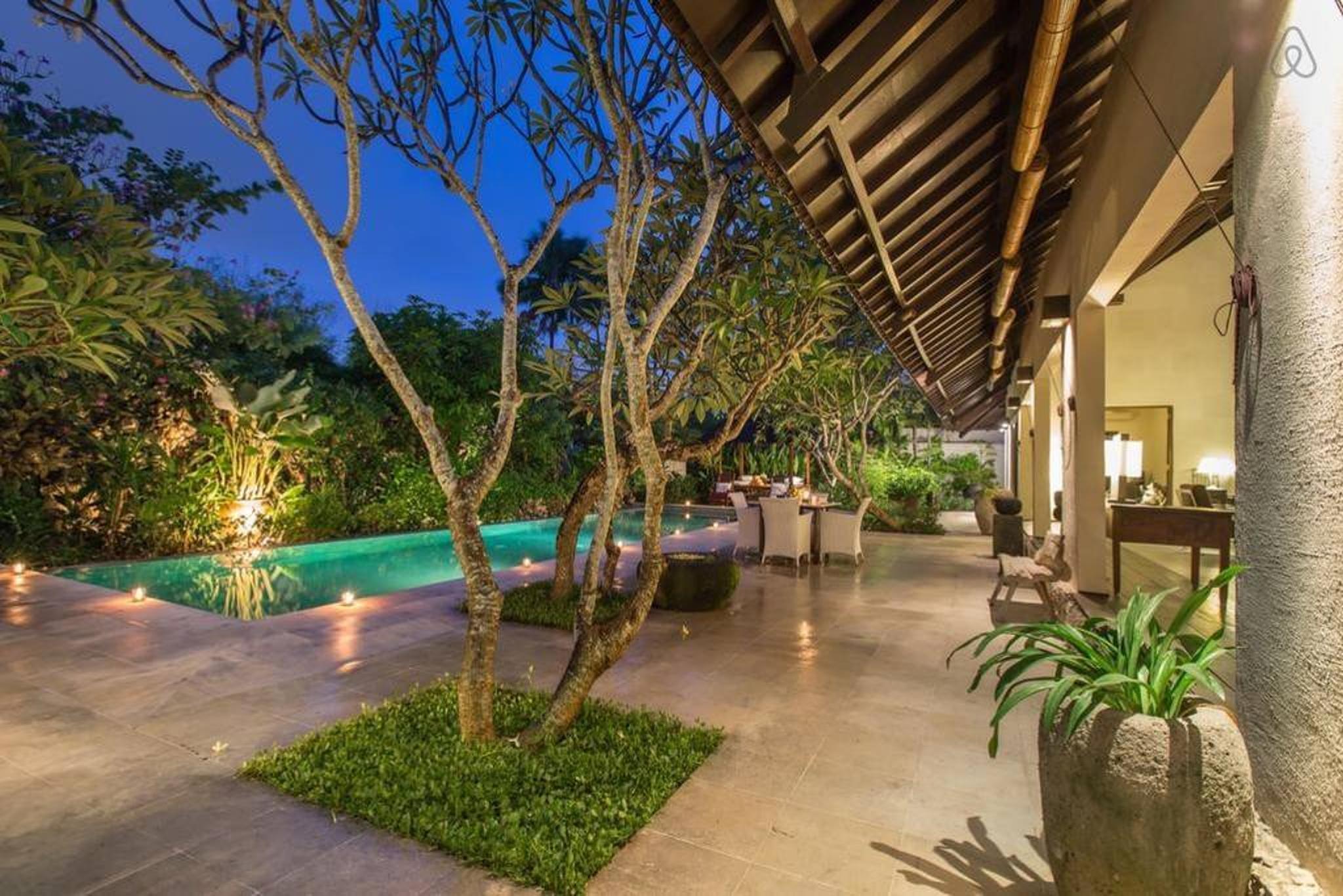 3 Bedroom Bali Tropical Villas