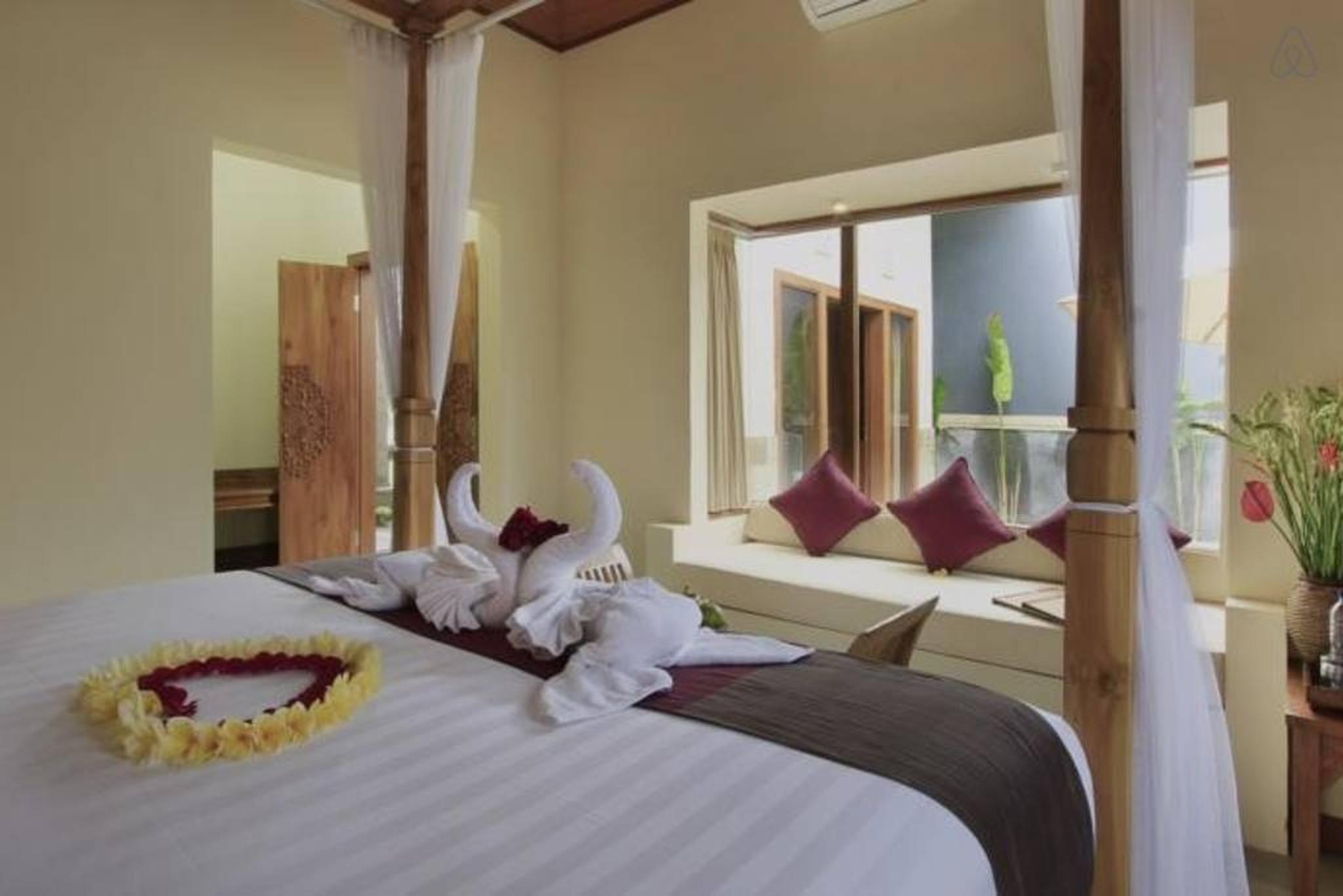 1 BR Luxury Villa Ricefield Overview at Ubud