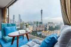 GuangzhouTower  High-rise City View  Canton Fair, Ngari Diqu