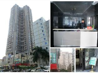 She and He Apartment Nanshan Shenlan Branch