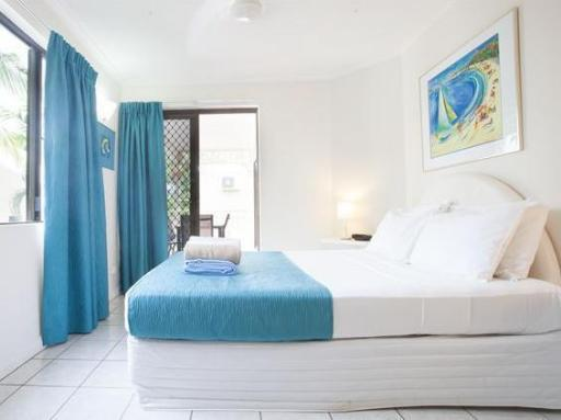 Seascape Holidays - Driftwood Mantaray Run of House hotel accepts paypal in Port Douglas