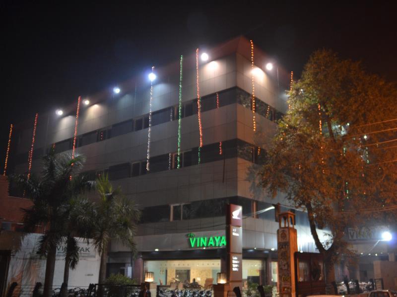 Gwalior India Hotels The Vinayak Hotel Gwalior