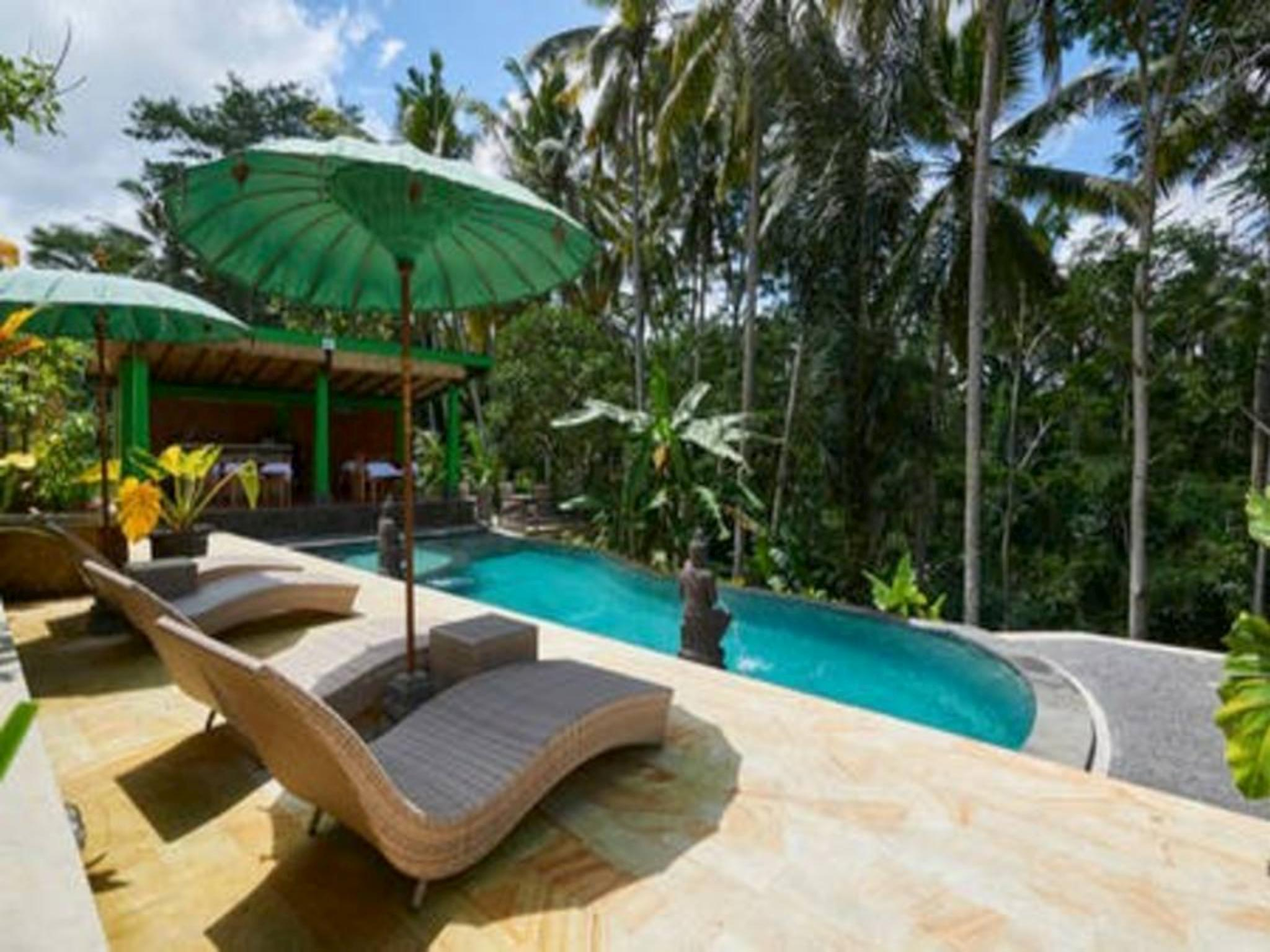 Best 1BDR Ricefield View at Ubud