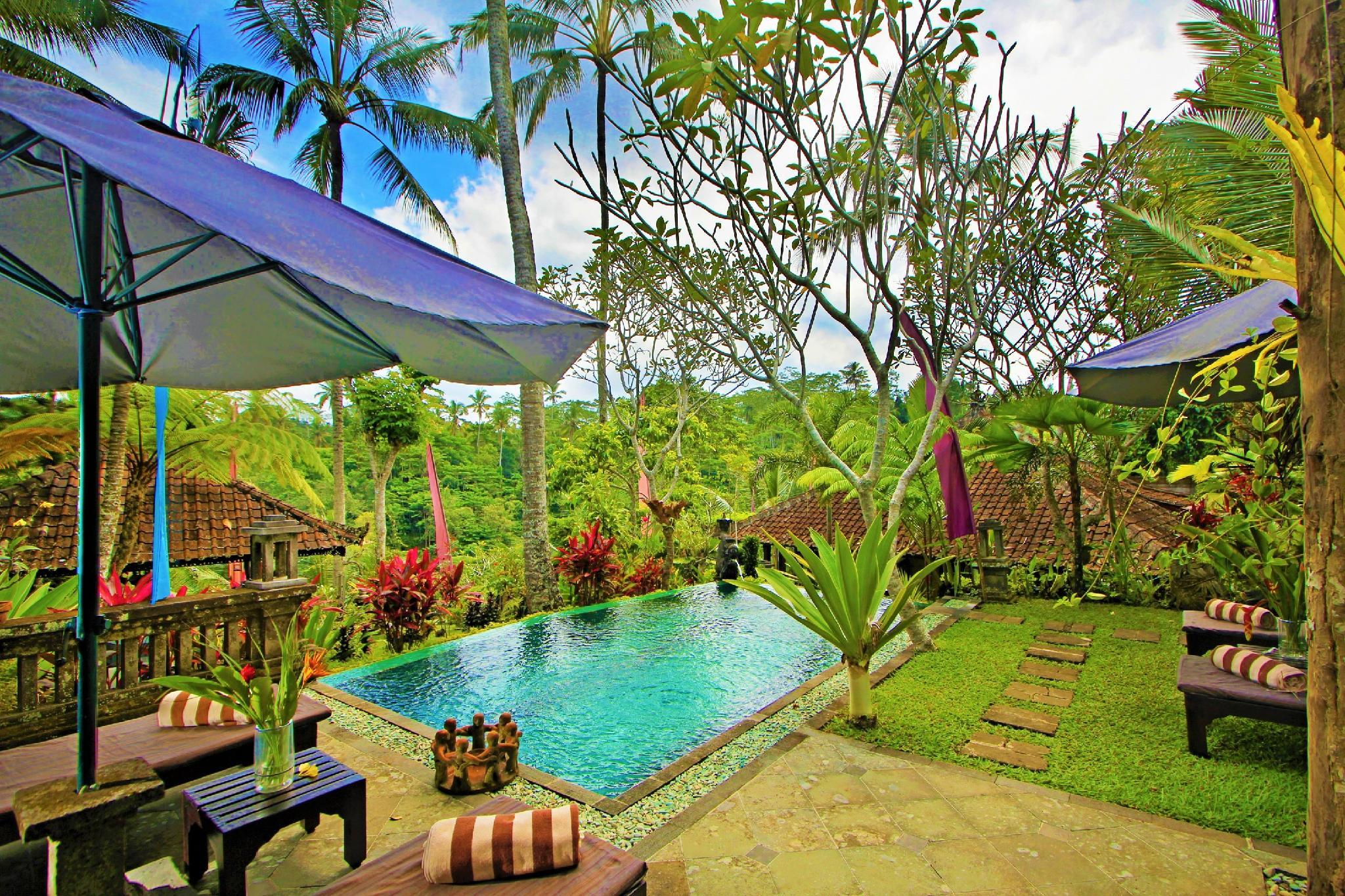 #1 UBUD Private Pool Villa 2 BR with Valley View