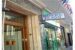 Ilion Hotel Athens - Entrance