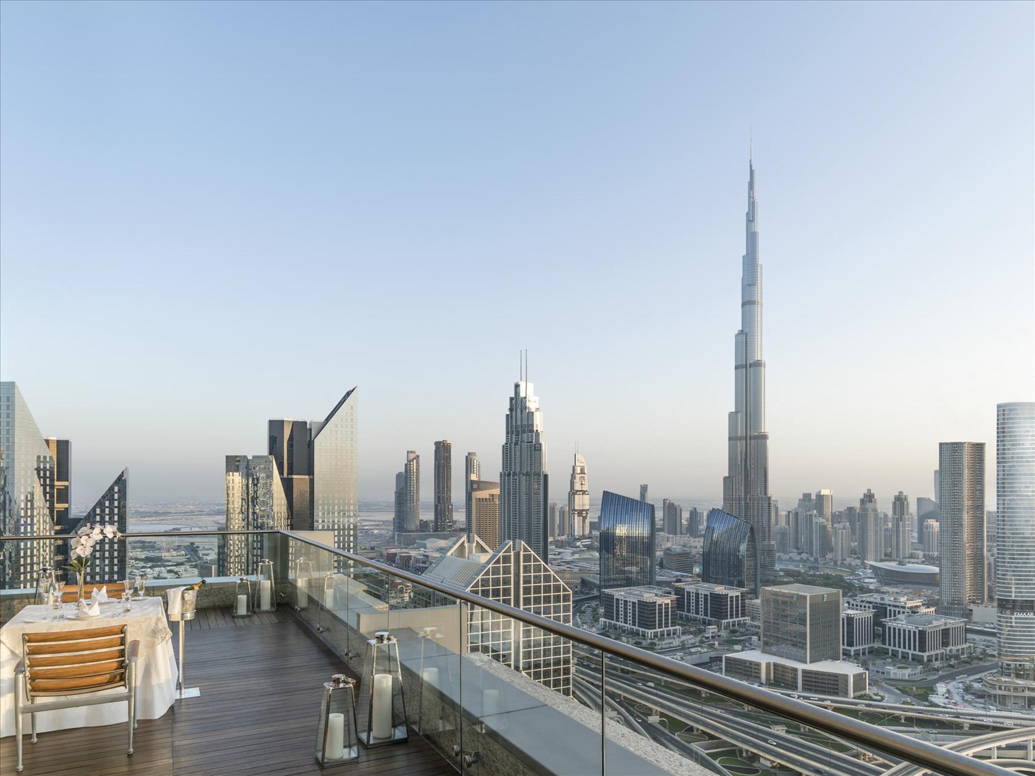 Shangri-La Hotel Dubai – Dubai 1