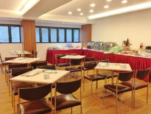 Caritas Bianchi Lodge Hotel Hong Kong - Breakfast Area