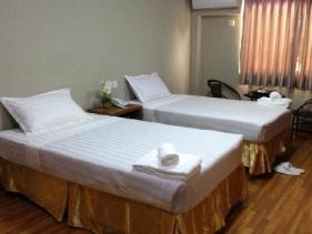 【 ヤンゴン 空室ホテル】ゴールデン シルク ロード ホテル(Golden Silk Road Hotel)