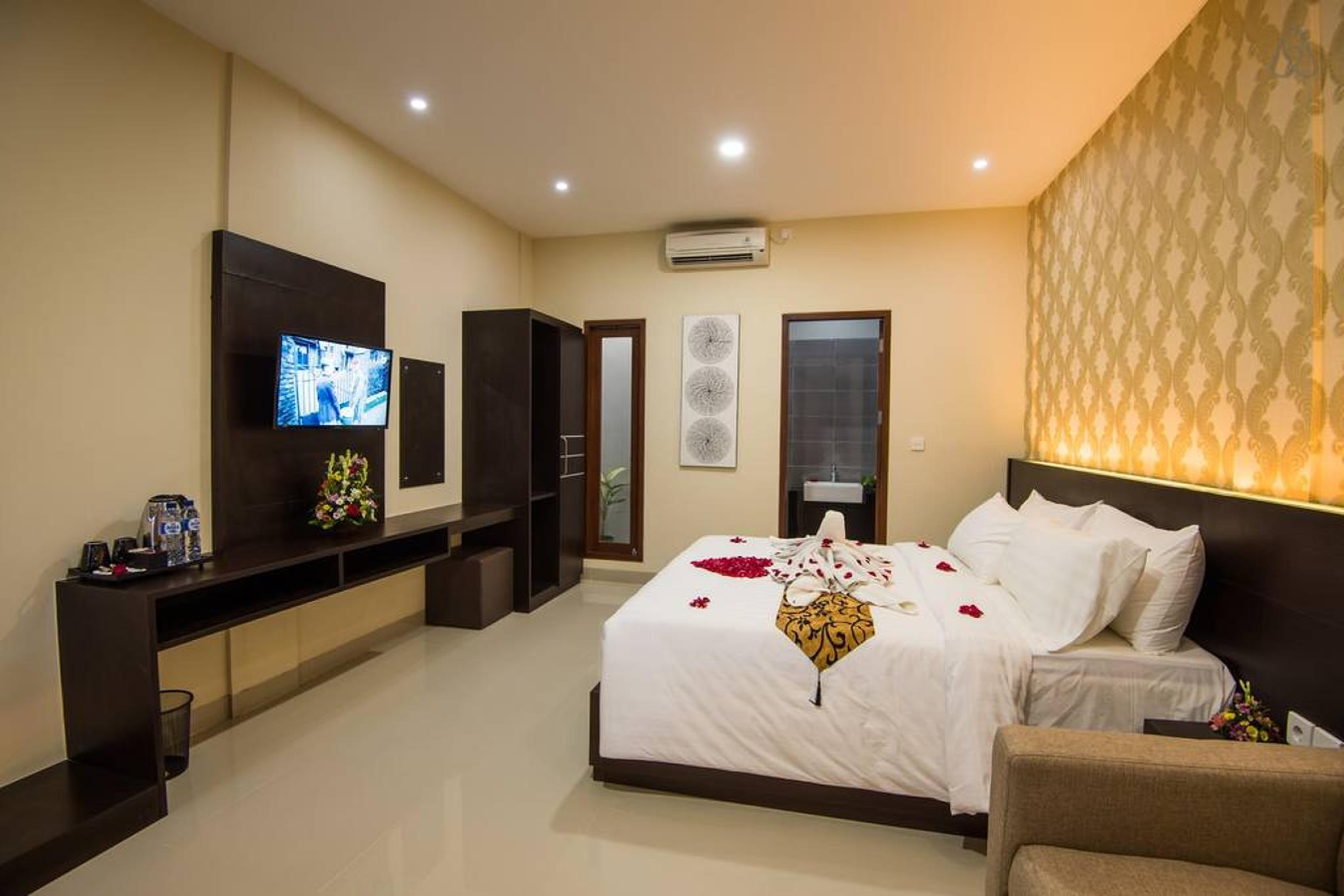 Honeymoon Package at Bisma Suites #Kuta #Legian