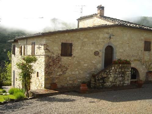 Villa Capannuccia Castellina In Chianti Italy