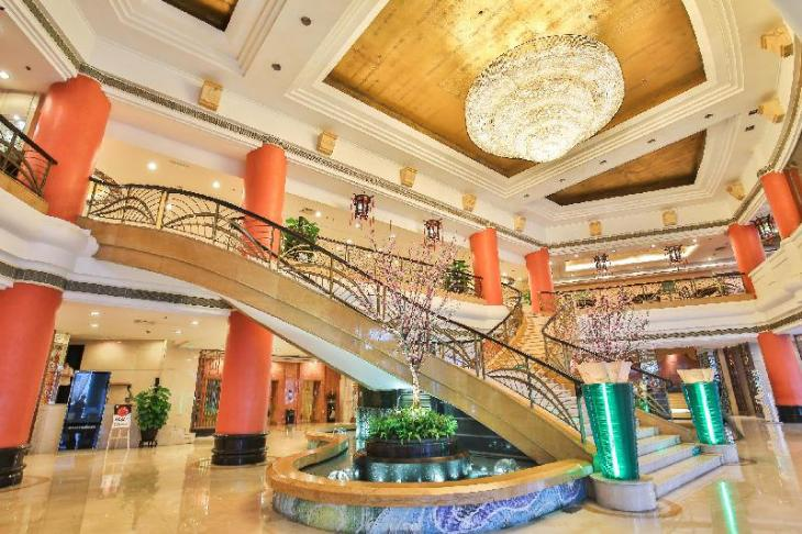 Haihua Hotel Hangzhou photo 4