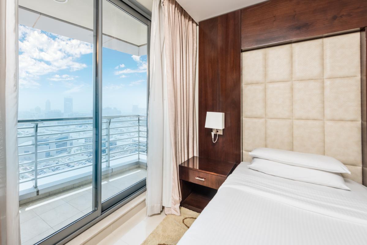 AlSalam Grand Hotel and Hotel Apartments Media City – Dubai 5