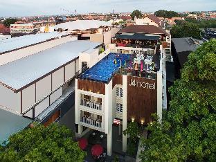 J4 ホテルズ レギャン J4 Hotels Legian - ホテル情報/マップ/コメント/空室検索