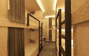 room of Bond Boutique Capsule Hotel