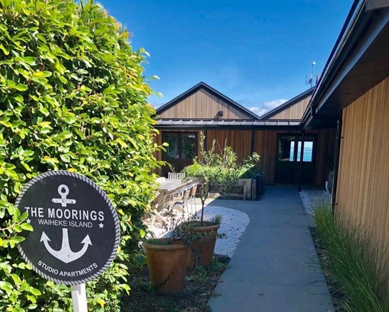 The Moorings Studio Apartments Waiheke Waiheke Island New Zealand