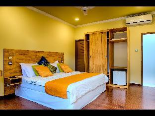 Deluxe Double Rooms With Open Showers