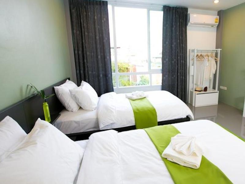 白猴旅馆,ไวท์ มังกี เกสต์เฮาส์