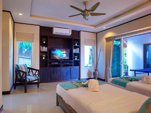 泰国苏梅岛日出海景别墅(Sunrise Seaview Villa) 泰国旅游 第2张