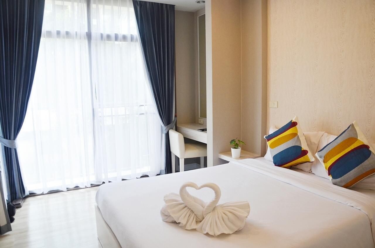 Sunshine Hotel & Serviced Apartment,ซันไชน์ โฮเต็ล แอนด์ เซอร์วิซ อพาร์ตเมนต์