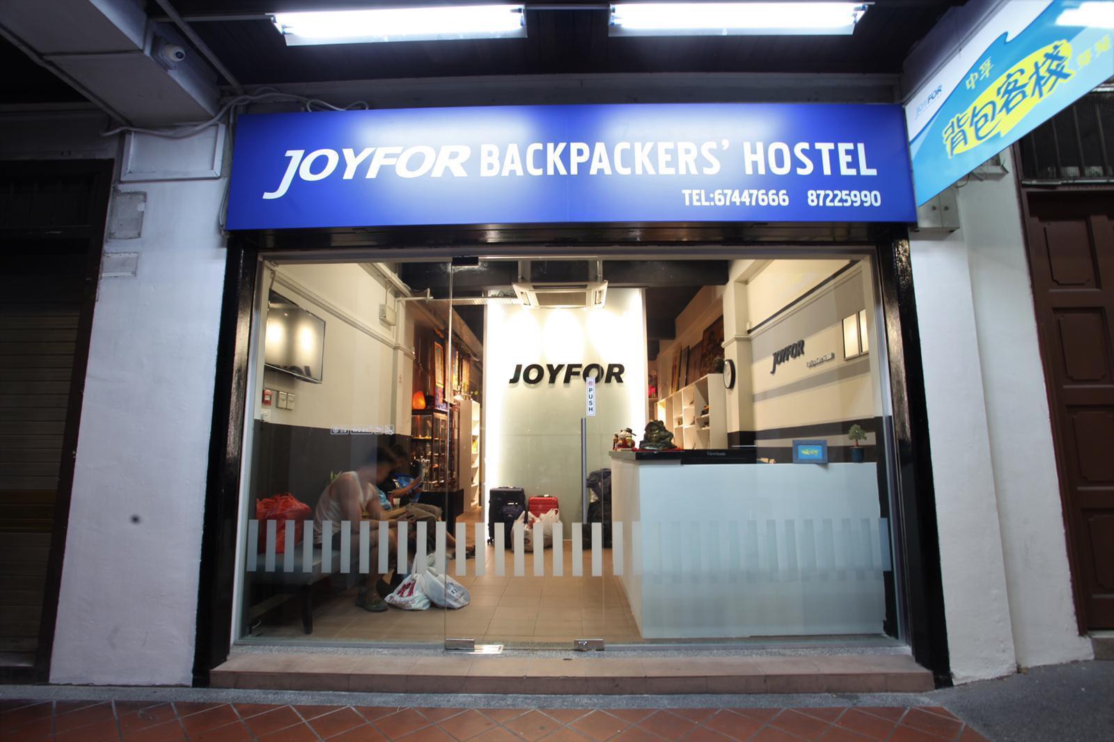 Joyfor Backpacker Hostel Kallang (SG Clean) image