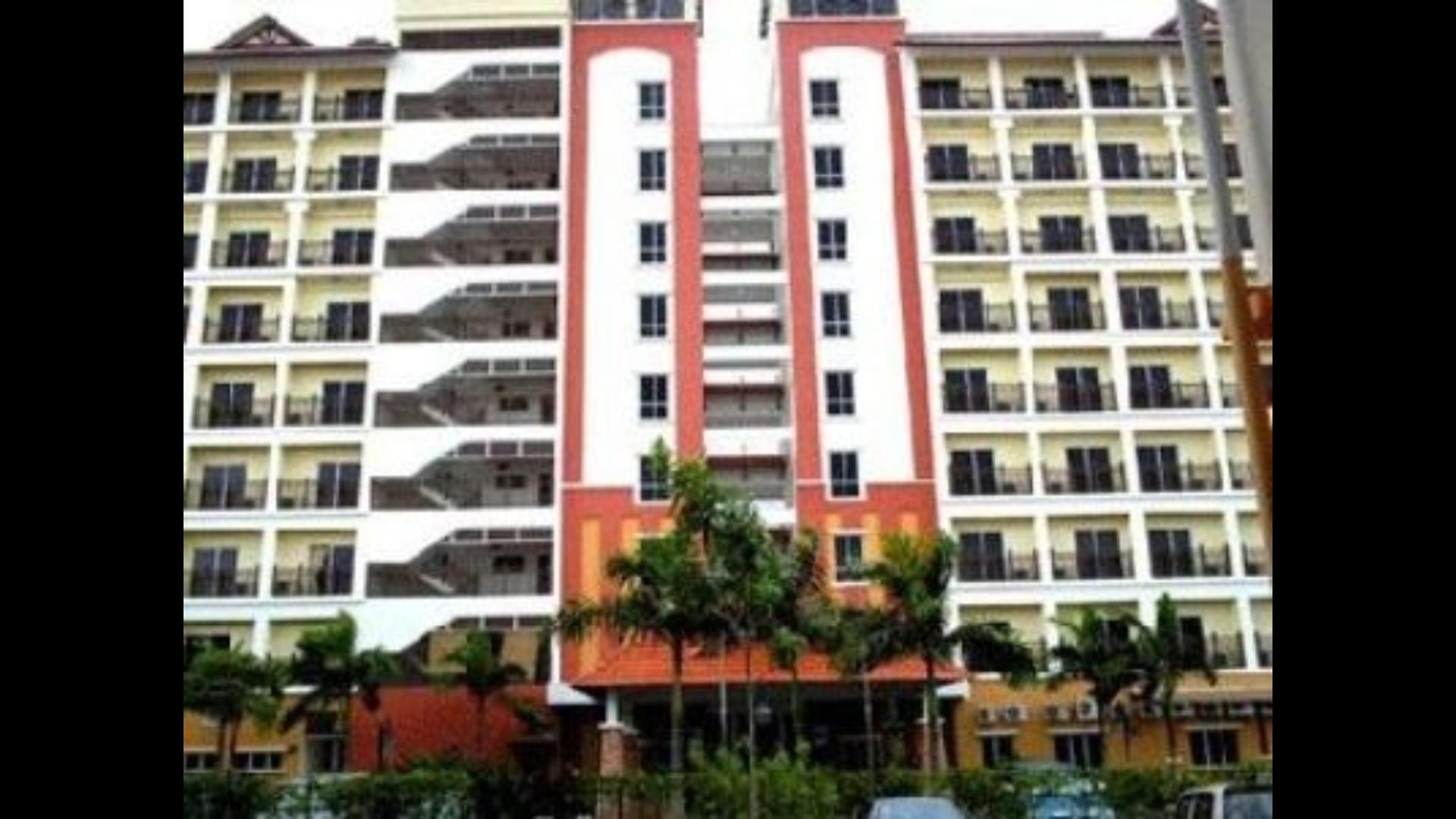 Studio Suria Apartment Bukit Merah Laketown Resort