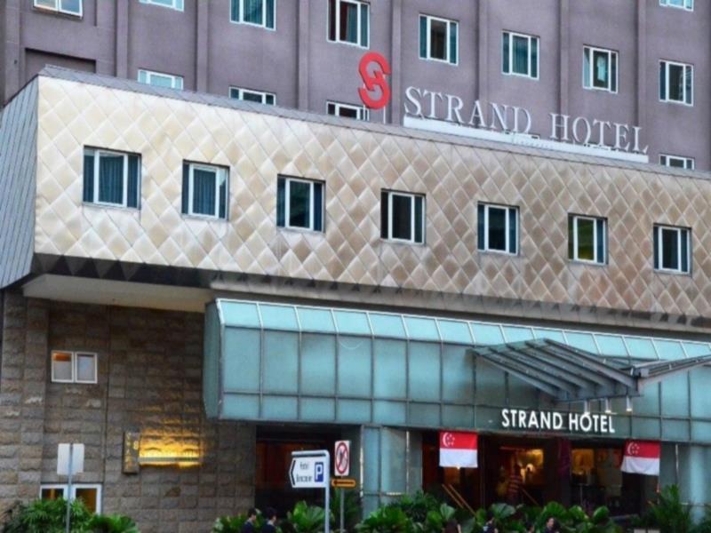 Strand hotel bugis singapore singapore great for Designhotel am strand